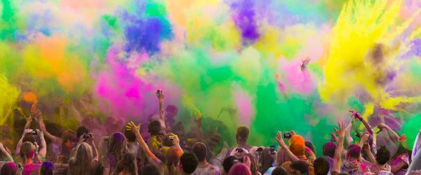 Riot of Colors